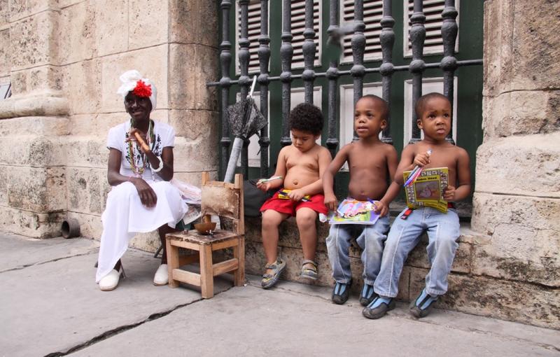 Familiereis CUBA AVONTUUR - 21 dagen; Ritmische klanken afbeelding