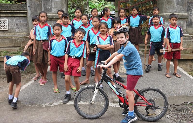 Familiereis INDONESIË: BALI COMFORT - 16 dagen; In stijl door mysterieus Bali