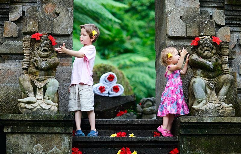 Familiereis INDONESIË: BALI EN LOMBOK - 16 dagen; Parels van de Gordel van Smaragd afbeelding