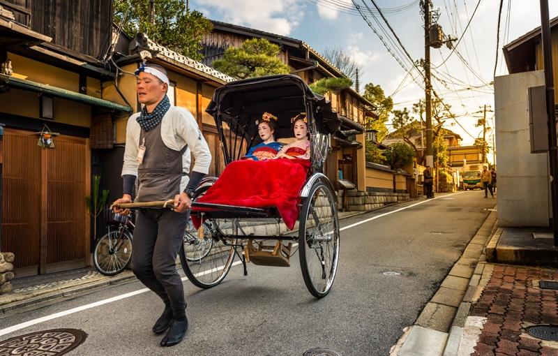 Familiereis JAPAN - 15 dagen; Het land van de rijzende zon