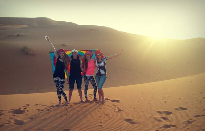 Familiereis MAROKKO AVONTUUR - 22 dagen; Van woestijn naar strand