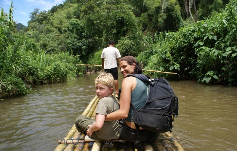 Familiereis THAILAND TOTAAL - 22 dagen; Tempels, tuk-tuks, tropisch strand