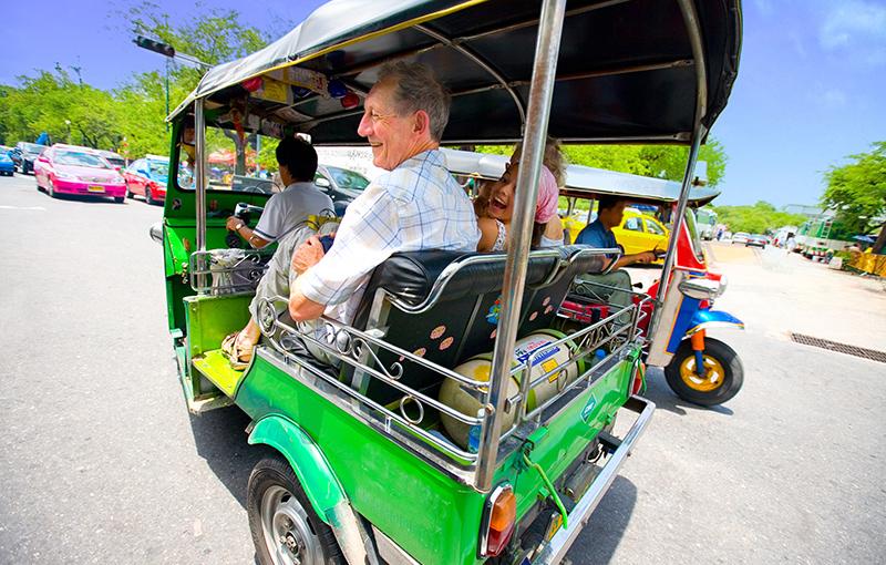 Familiereis THAILAND COMFORT - 15 dagen; In stijl door tropisch Thailand afbeelding
