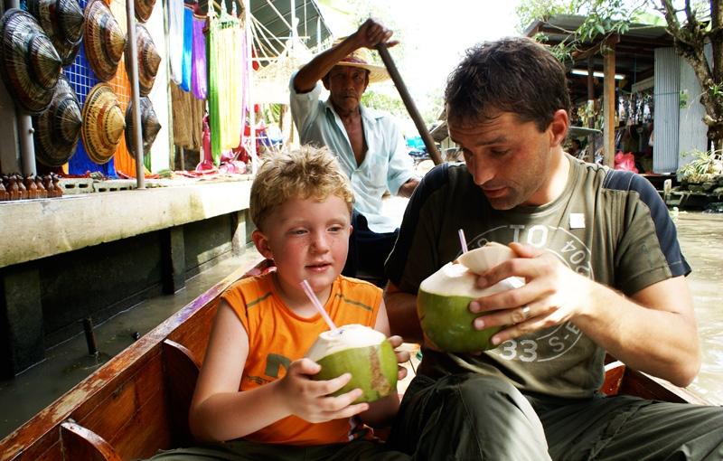 Familiereis NOORD-THAILAND CULTUUR & STRAND - 15 dagen; Boeddha's, palmen en watervallen afbeelding