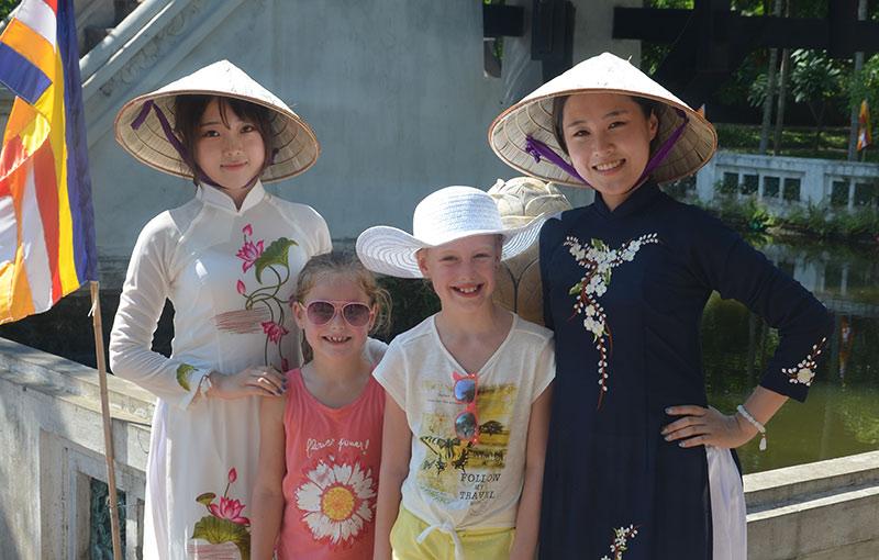 Familiereis VIETNAM CULTUUR & STRAND - 15 dagen; Verliefd op Vietnam afbeelding