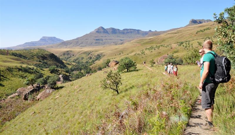 Familiereis ZUID-AFRIKA EN SWAZILAND Kampeer - 15 dagen; De hele wereld in één land afbeelding
