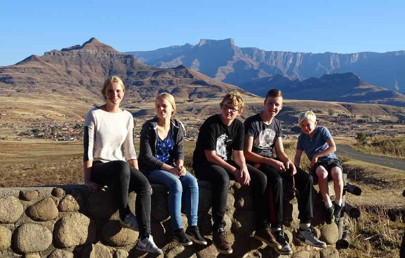 Online bestellen: Familiereis ZUID-AFRIKA EN ESWATINI KORT - 15 dagen; In een levende dierentuin