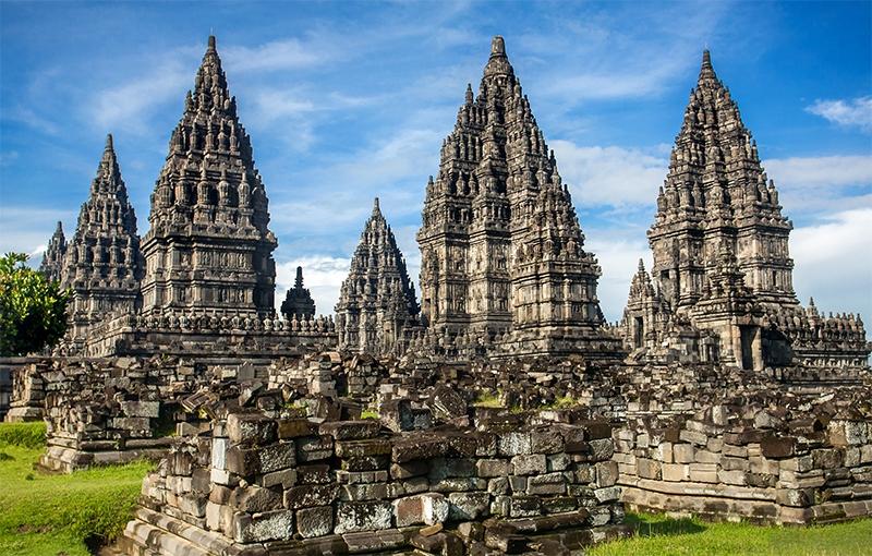 Rondreis INDONESIË: JAVA EN BALI HOOGTEPUNTEN - 16 dagen; Borobudur en nasi goreng