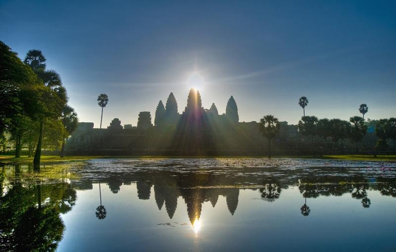 Rondreis VIETNAM EN CAMBODJA - 21 dagen; Over Mekong naar Angkor afbeelding