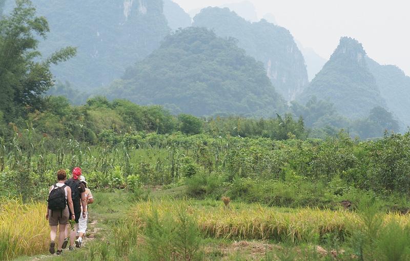 Rondreis CHINA STEDEN EN DORPEN - 29 dagen; Struinen door rijstvelden