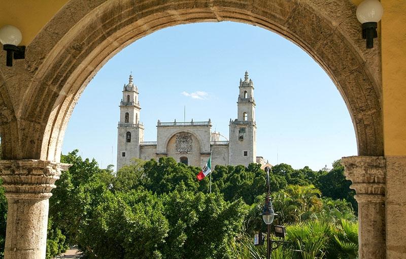 Rondreis MEXICO SLOW COMFORT; Cultureel, koloniaal en Caribisch!