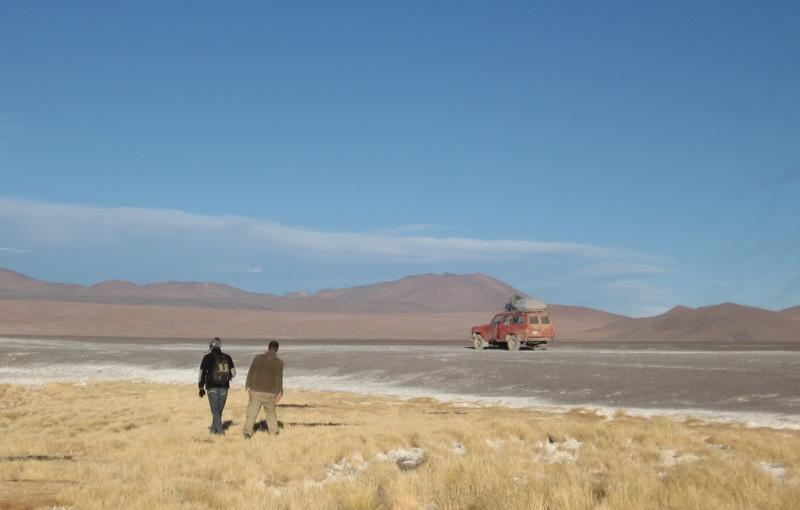 Rondreis PERU EN BOLIVIA - 24 dagen; Zoutvlakte en zandwoestijn