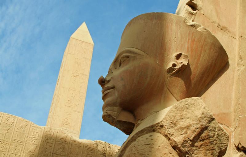 Reizen Egypte