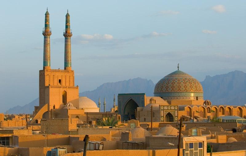 Rondreis IRAN - 28 dagen; Achter de sluier