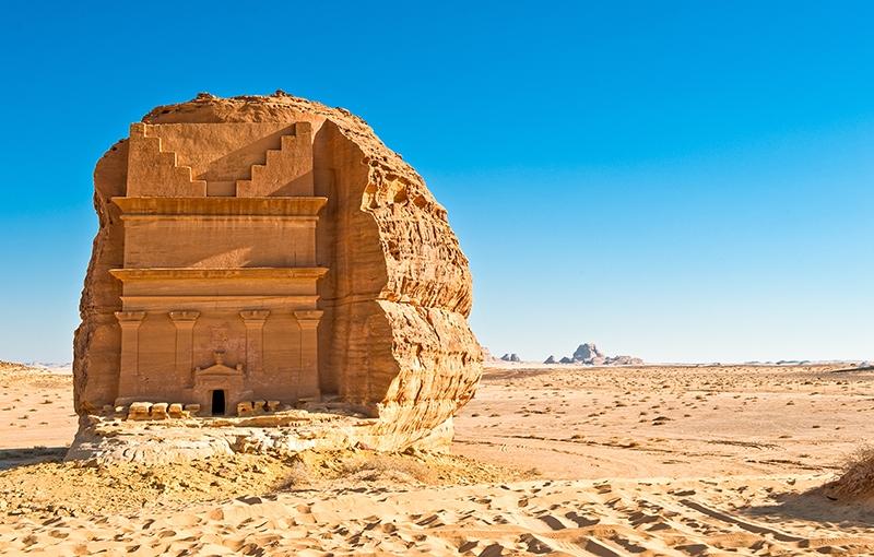 Rondreis SAOEDI-ARABIË - 10 dagen; Geheimen van de woestijn