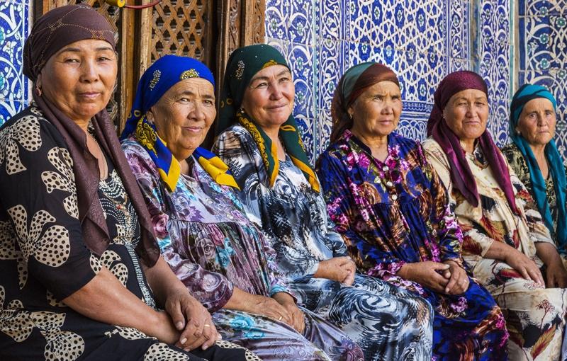 Rondreis CENTRAAL-AZIË - 22 dagen; Turquoise mozaïeken