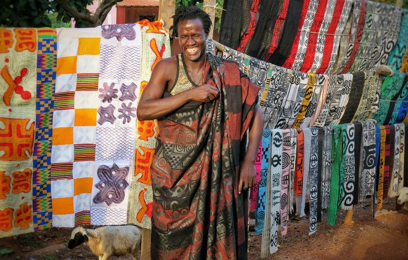 Rondreis GHANA - 15 dagen; Op bezoek bij de Ewe en de Ashanti