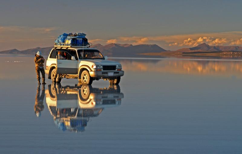 Rondreis BOLIVIA - 22 dagen; Dak van de Andes